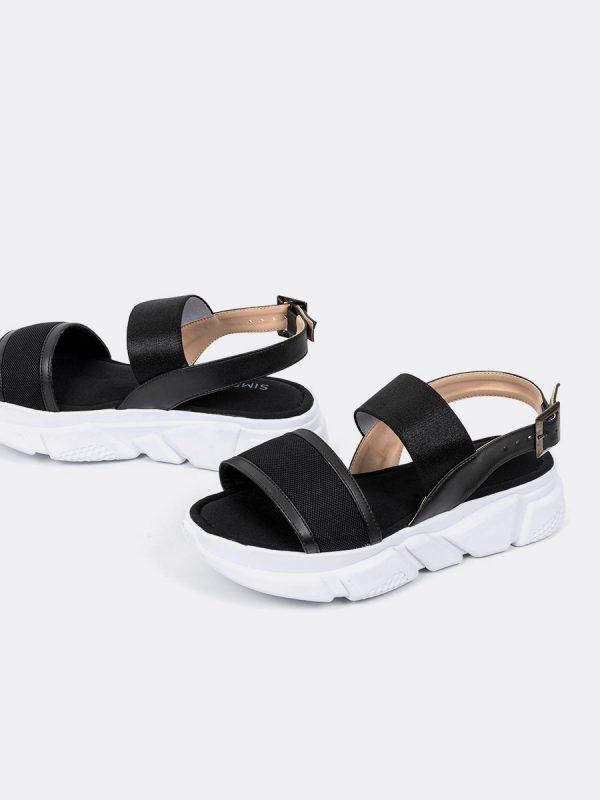 JENNER, Todos los zapatos, Sandalias Plataforma, NEG, Vista Galeria