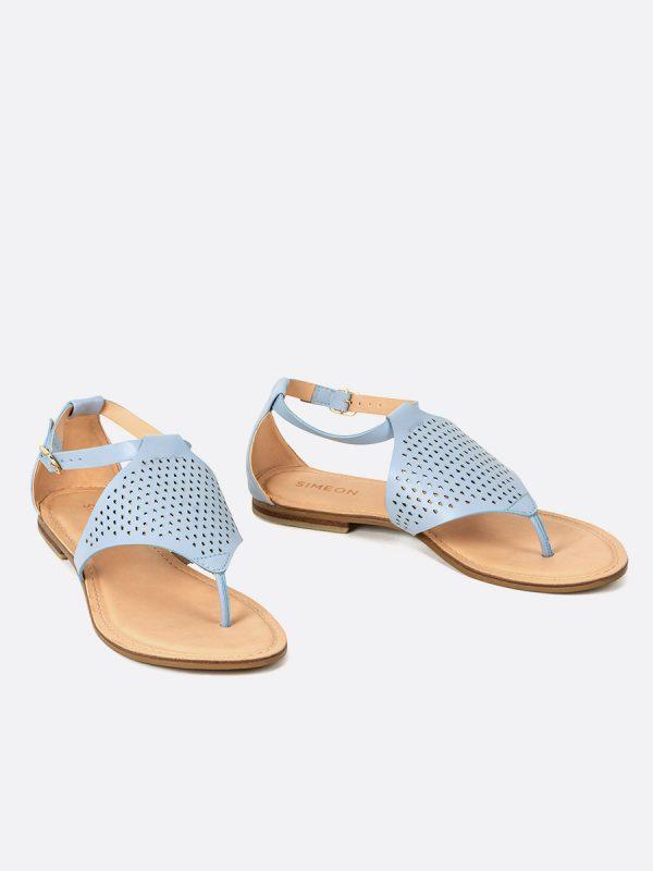 KAY, Todos los zapatos, Sandalias Planas, CEL, Vista Galeria