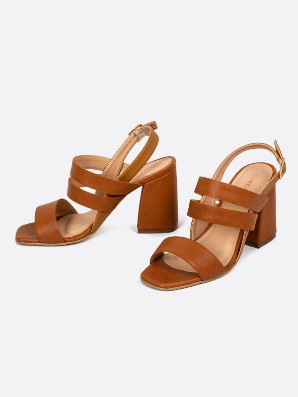 LENA, Todos los zapatos, Sandalias, Sandalias de Tacón, Sintético, MIE, Vista Galeria