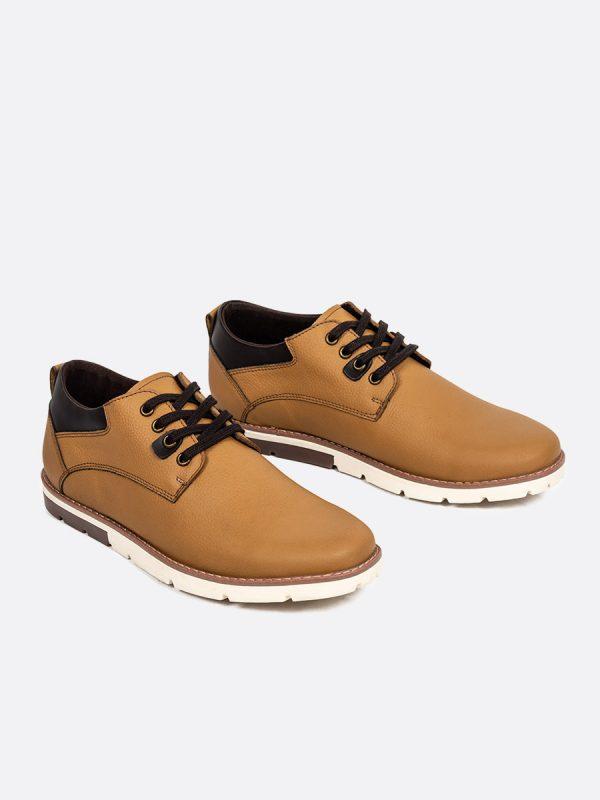 LIVES02,Todos los Zapatos, Zapatos Casuales, Botas Casuales, Cuero, MIE, Vista Galeria