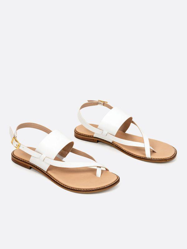 MILOR, Todos los zapatos, Sandalias, Sandalias Planas, BLA, Vista galeria