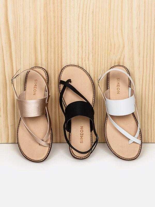 MILOR, Todos los zapatos, Sandalias, Sandalias Planas, ORR, Vista galeria 1