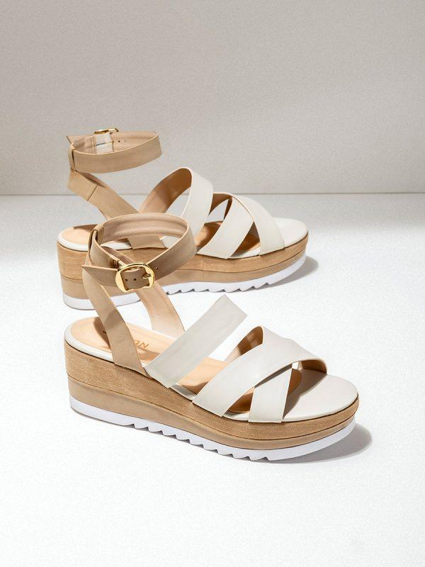 NOA, Todos los zapatos, Sandalias Plataforma, BLA, Vista Galeria
