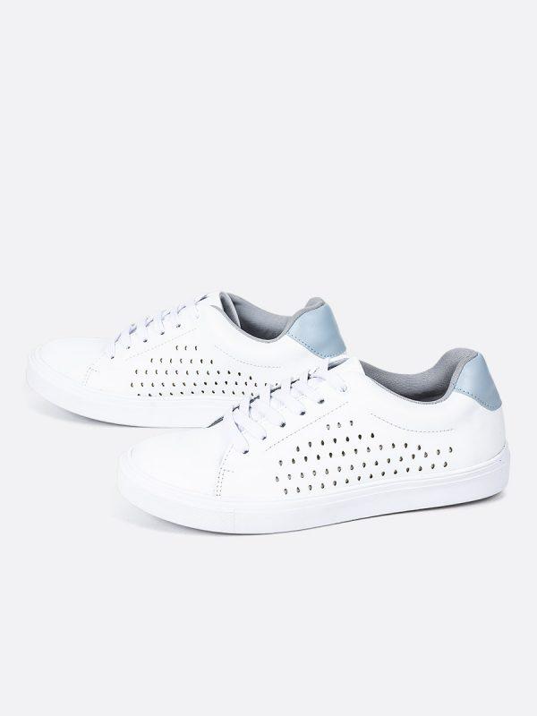 PONSI, Todos los zapatos, Tenis, Deportivos, Sintetico, BLA, Vista Galeria