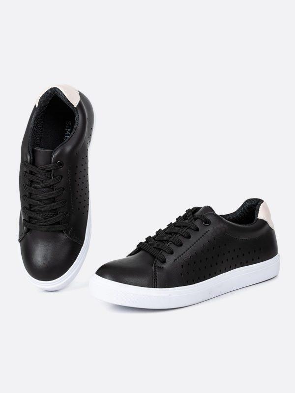 PONSI, Todos los zapatos, Tenis, Deportivos, Sintetico, NEG, Vista Galeria