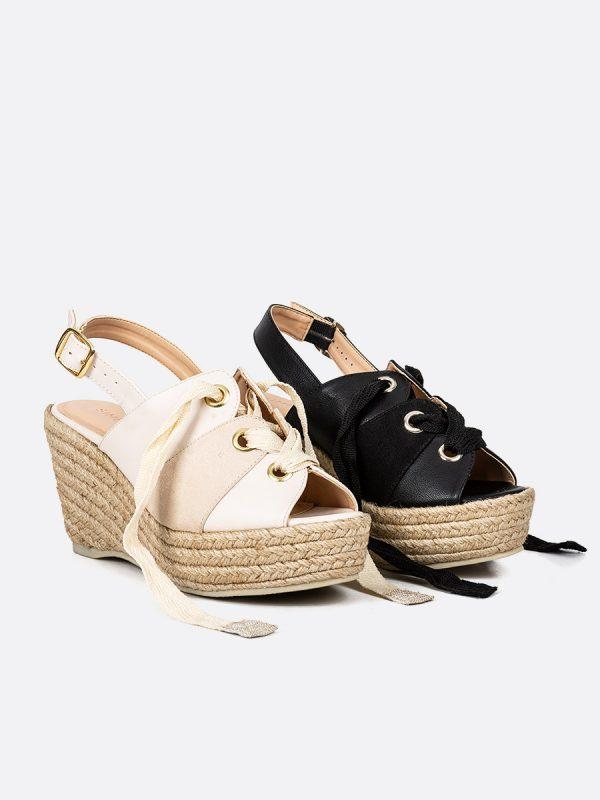 PRAY, Todos los zapatos, Plataformas, Sandalias Plataformas, Sintético, Vista Galeria