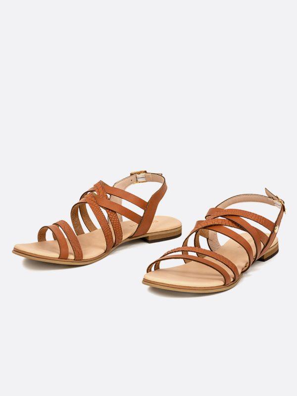 SAND, Todos los zapatos, Sandalias, Sandalias Planas, Sintético, MIE, Vista Galeria