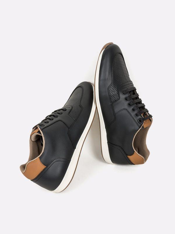 TUCSON06, Todos los zapatos, Deportivos, Tenis, Cuero, NEG, Vista Galeria