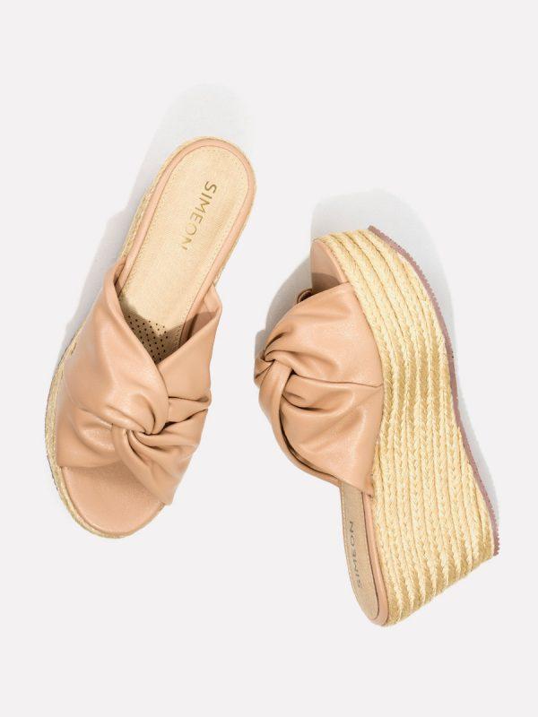 VIVAL, Todos los zapatos, Plataformas, Sandalias Plataformas, Sintético, NUD, Vista Galeria