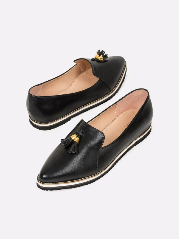 GINK2, Todos los zapatos, Baletas, Sintético, NEG, Vista Galeria