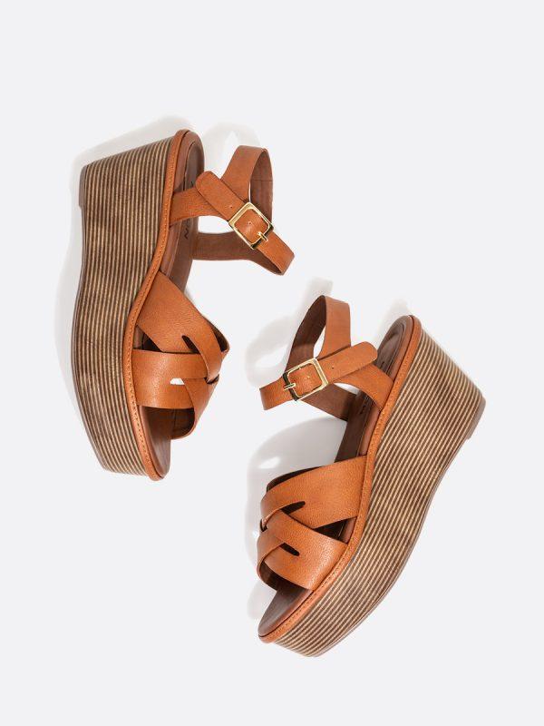 KARTER, Todos los zapatos, Plataformas, Sandalias Plataformas, Sintético, MIE, Vista Galeria