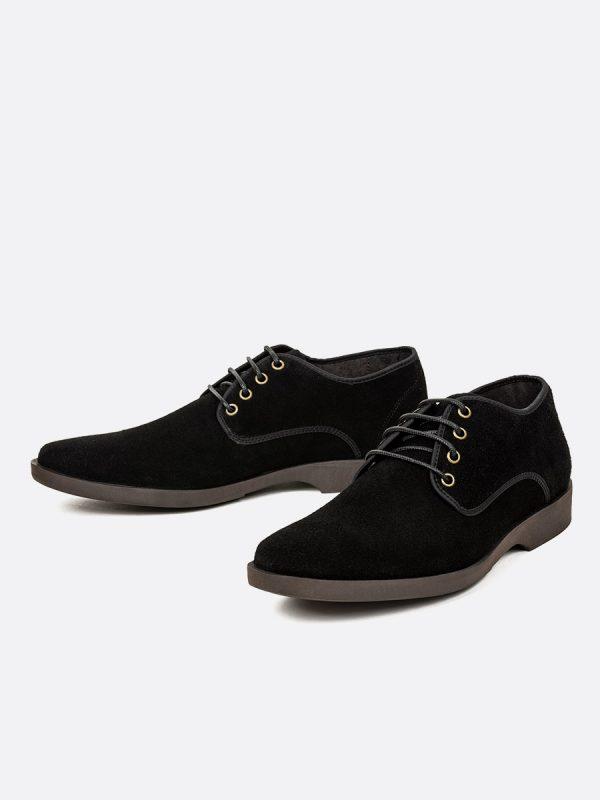 LEONARD04,Todos los Zapatos, Zapatos Casuales, Casuales, Cuero, NEG, Vista Galeria