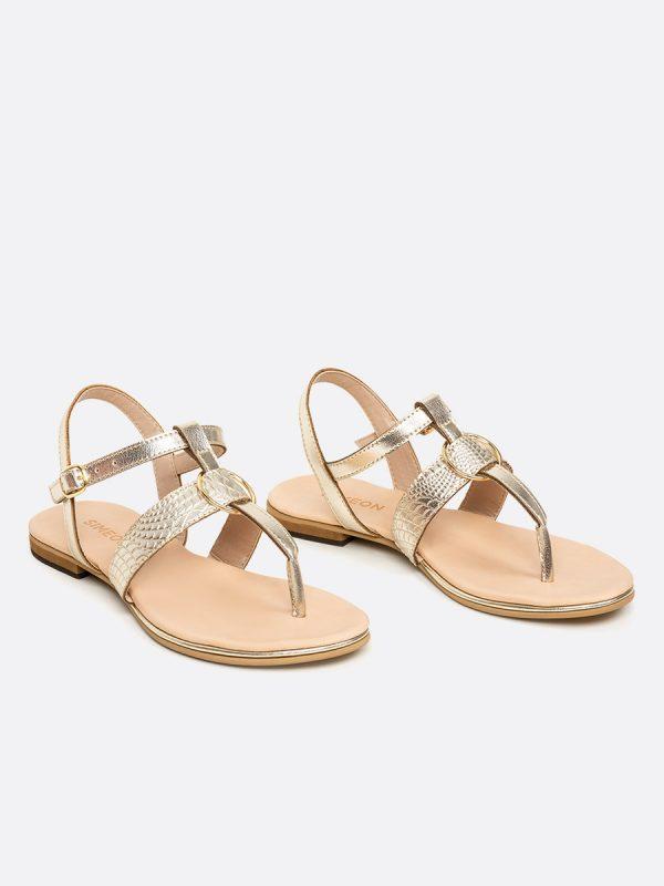 LIA, Todos los zapatos, Sandalias, Sandalias Planas, CHA, Vista Galeria