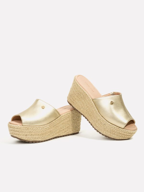 MESH02, Todos los zapatos, Plataformas, Sandalias Plataformas, Sintético, CHA, Vista Galeria
