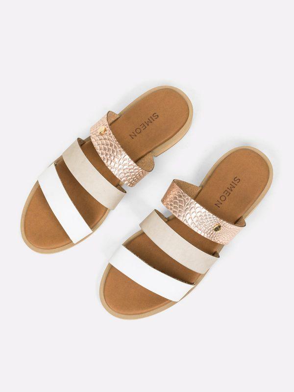 SAND8, Todos los zapatos, Sandalias, Sandalias Planas, BLA, Vista Galeria