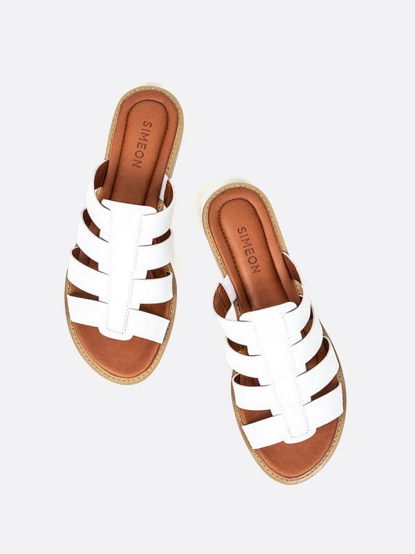 TERRY2, Todos los zapatos, Sandalias, Sandalias Planas, BLA, Vista Galeria