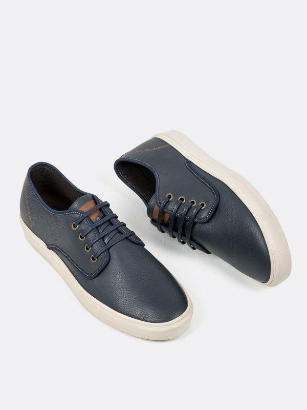 ALAS05, Todos los zapatos, Deportivos, Tenis, Textil, AZU, Vista Galeria