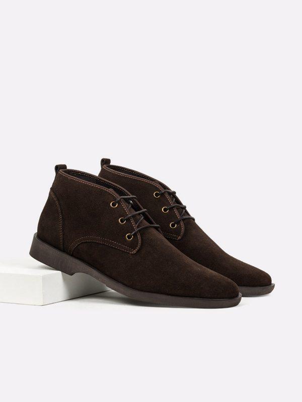 LEONARD05,Todos los Zapatos, Zapatos Casuales, Botas Casuales, Cuero, CAF, Vista Galeria