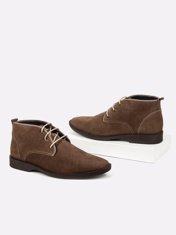 LEONARD05,Todos los Zapatos, Zapatos Casuales, Botas Casuales, Cuero, TAU, Vista Galeria