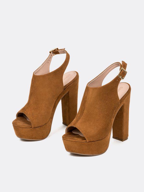 MALAK2, Todos los zapatos, Plataformas, Sandalias Plataformas, Sintético, MIE, Vista Galeria