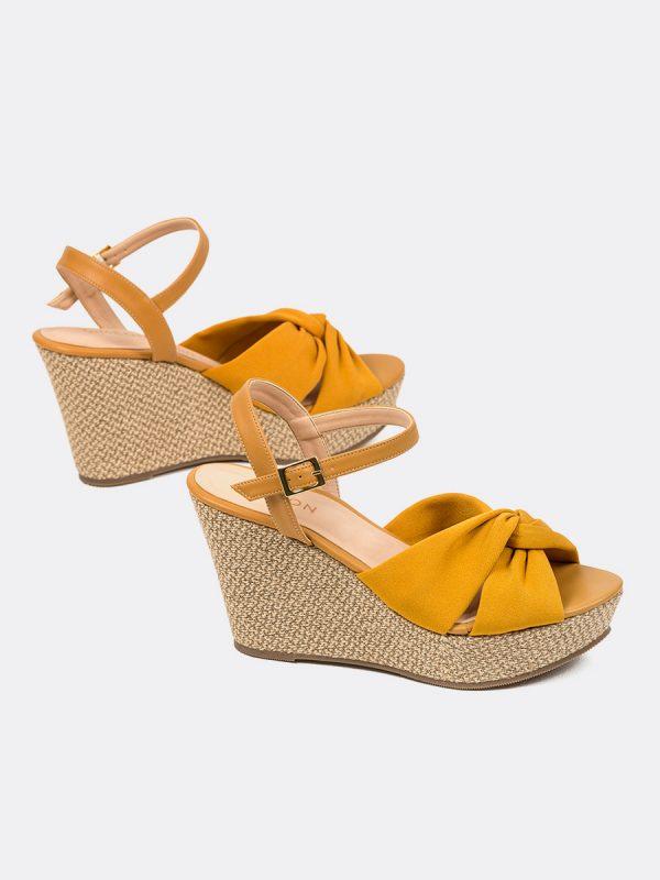 OSIR, Todos los zapatos, Plataformas, Sandalias Plataformas, Sintético, MOS, Vista Galeria