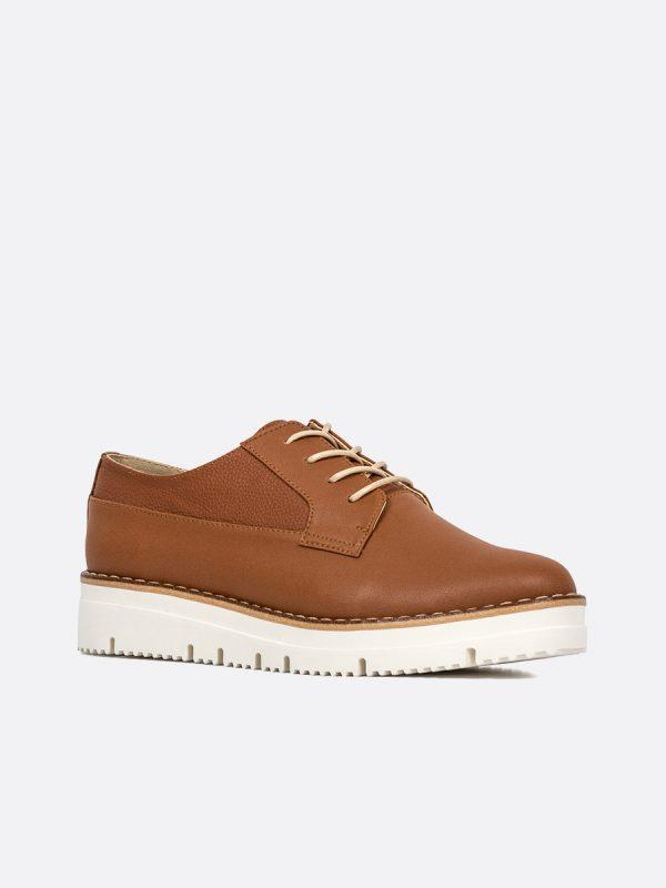 ALLI, Todos los zapatos, Zapatos de Cordón, Sintético, MIE, Vista Diagonal