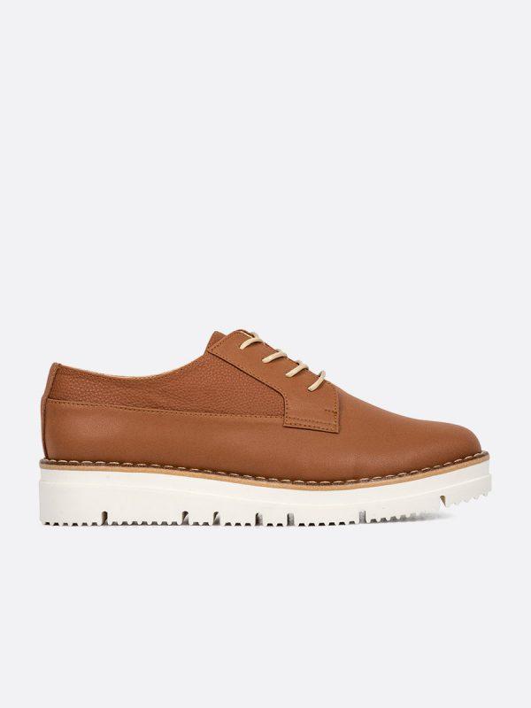 ALLI, Todos los zapatos, Zapatos de Cordón, Sintético, MIE, Vista Lateral