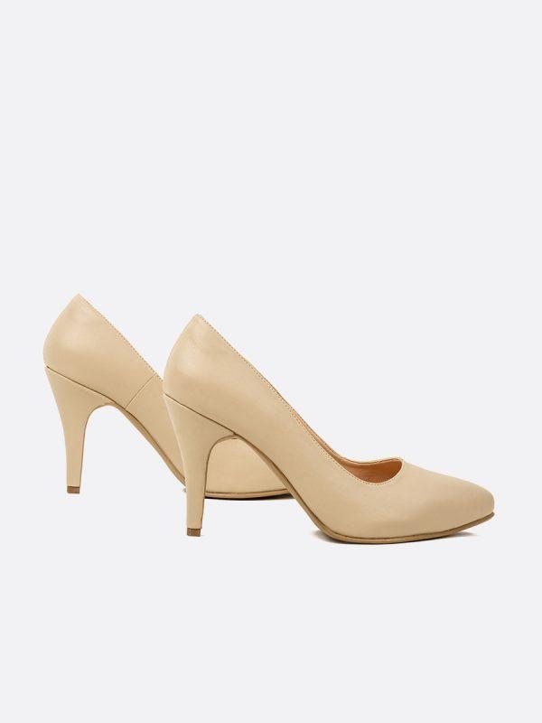 AMBAR03 Todos los zapatos, Zapatos de Tacón, Sintético, NUD, Vista Galeria
