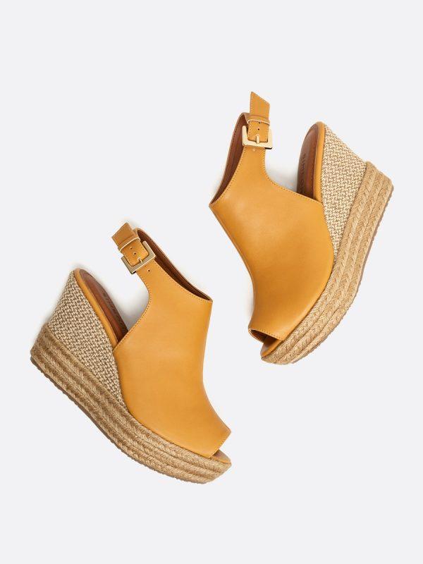 MARTEL, Todos los zapatos, Plataformas, Sandalias Plataformas, Sintético, MOS, Vista Galeria