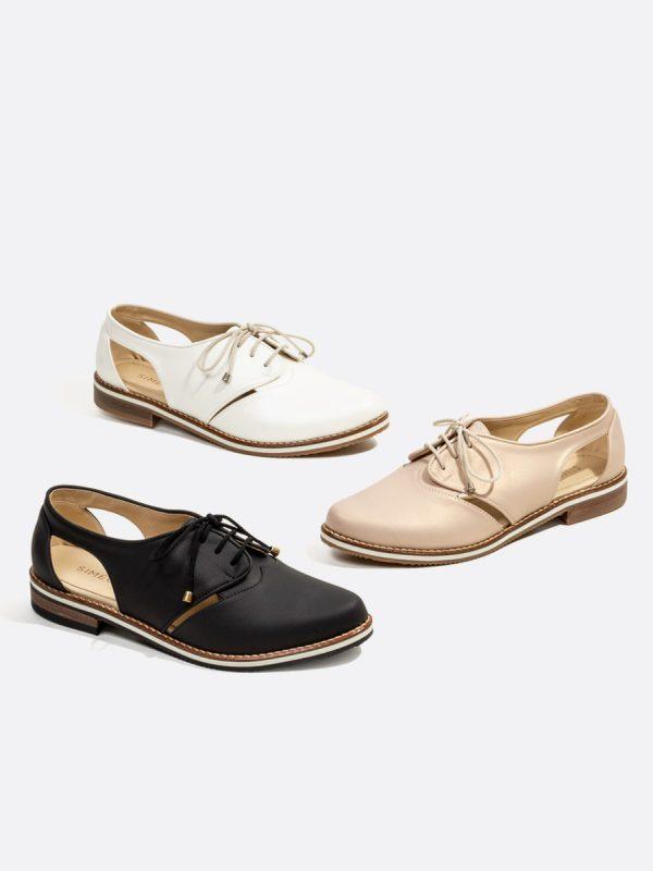 MAYARI, Todos los zapatos, Zapatos de Cordón, Sintético, Vista Galeria