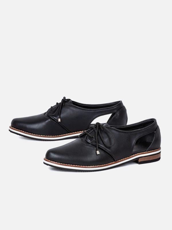 MAYARI2, Todos los zapatos, Zapatos de Cordón, Sintético, NEG, Vista Galeria
