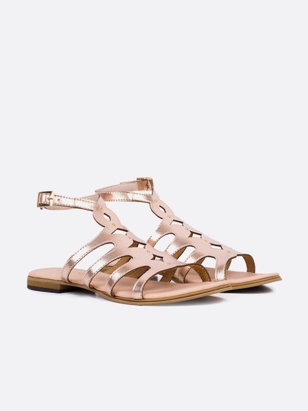 MINT, Todos los zapatos, Sandalias Planas, Sintético, ORR, Vista Galeria