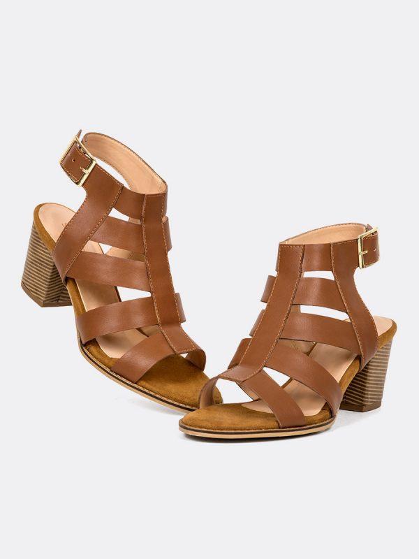 TANIZ, Todos los zapatos, Sandalias, Sandalias de Tacón, MIE, Vista Galeria