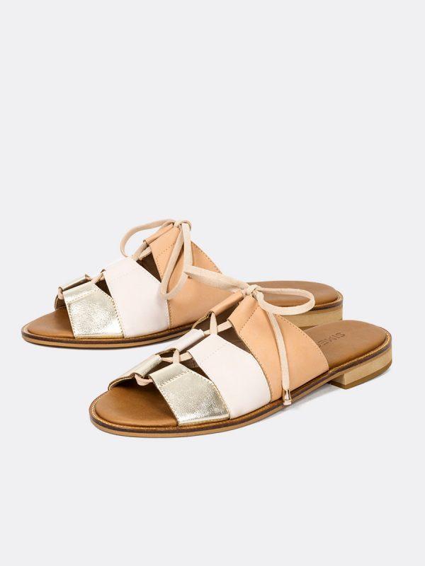 TISSE2, Todos los zapatos, Sandalias Planas, CHA, Sintético, Vista Galeria