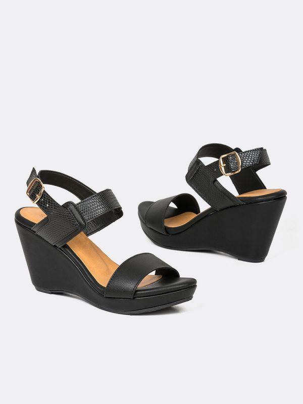 ALEXIA20, Todos los zapatos, Plataformas, Sandalias Plataformas, Sintético, NEG, Vista Galeria