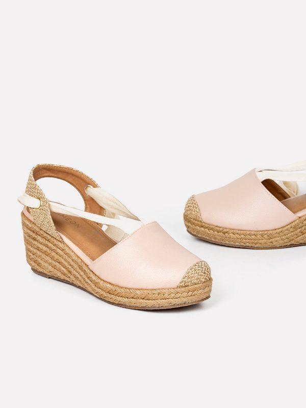 VITA, Todos los zapatos, Plataformas, Sandalias Plataformas, Sintético, ROS, Vista Galeria