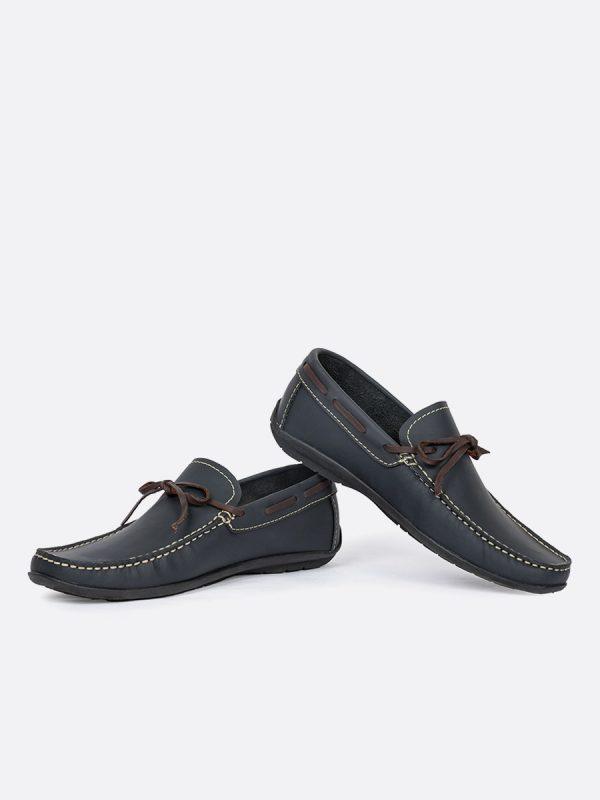 CLAUDIO03, Todos los Zapatos, Mocasines & Apaches, Tenis, AZU, Vista Galeria