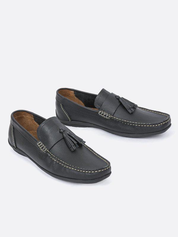 CLAUDIO04, Todos los Zapatos, Mocasines & Apaches, Tenis, NEG, Vista Galeria