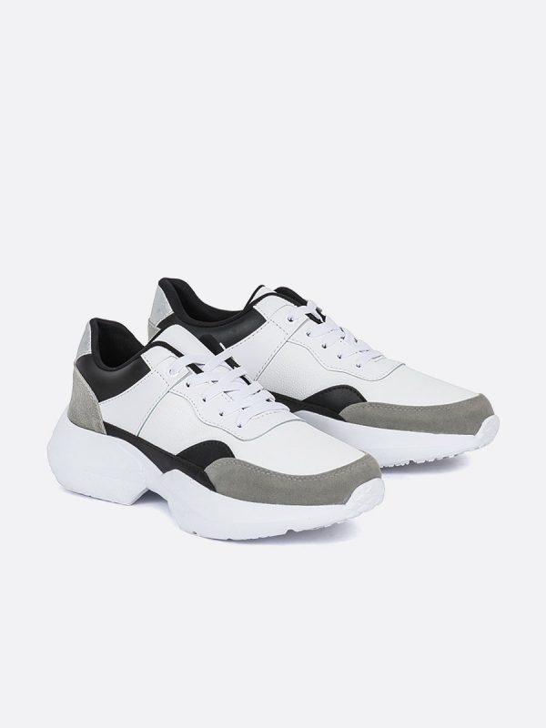 COLPA, Todos los zapatos, Tenis, Deportivos, BXN, Sintético, Vista Galeria