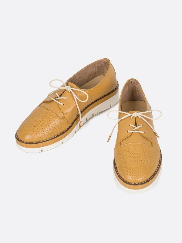 JEY2, Todos los zapatos, Zapatos de Cordón, Cuero, MOS, Vista Galeria