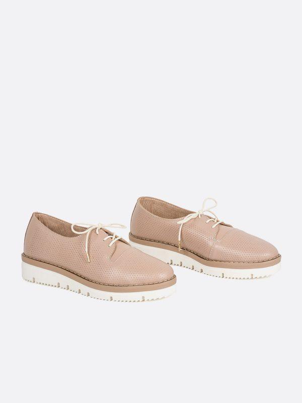 JEY2, Todos los zapatos, Zapatos de Cordón, Cuero, TAU, Vista Galeria