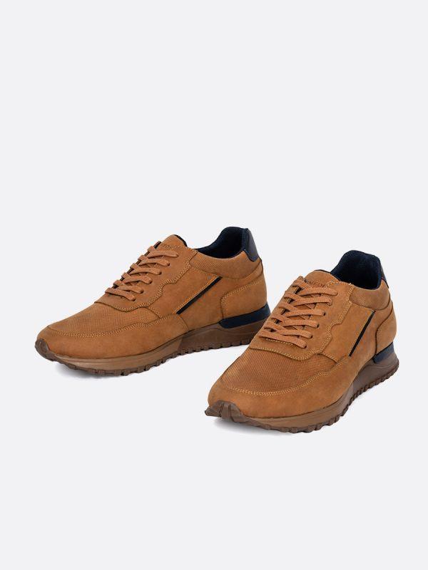 KANON03, Todos los zapatos, Deportivos, Tenis, Casuales, Cuero, MIE, Vista Galeria