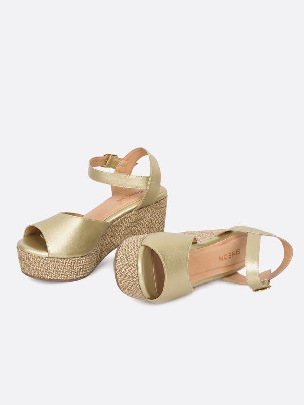 LONNI, Todos los zapatos, Plataformas, Sandalias Plataformas, Sintético, CHA, Vista Galeria