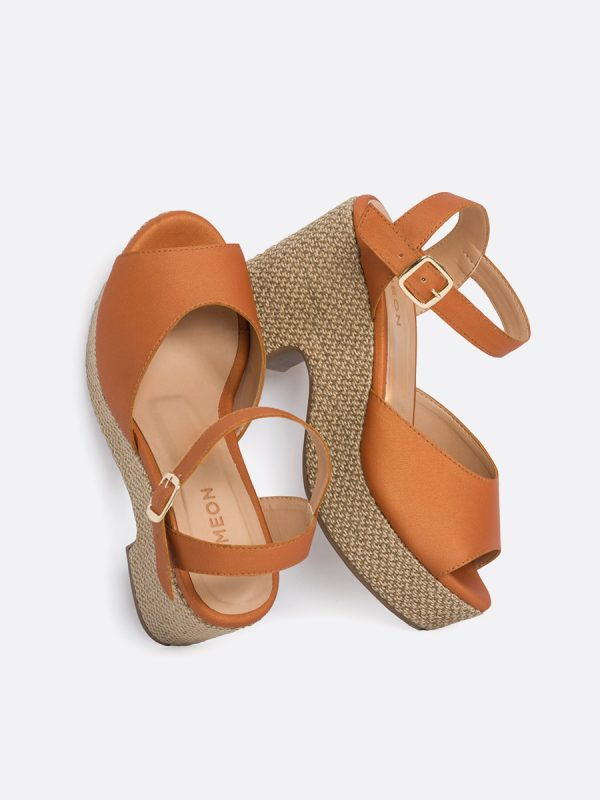LONNI, Todos los zapatos, Plataformas, Sandalias Plataformas, Sintético, COR, Vista Galeria