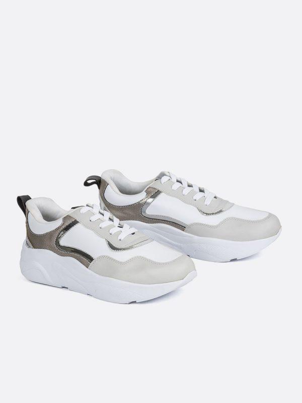 LOSY3, Todos los zapatos, Tenis, Deportivos, BLA, Sintético, Vista Galeria