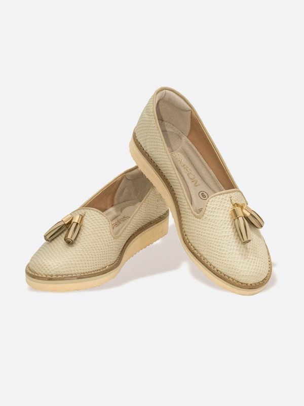 MARTH-MIE, los zapatos, Mocasines, Sintético, Vista Galeria