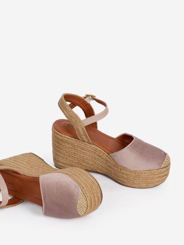 NELLA2, Todos los zapatos, Plataformas, Sandalias Plataformas, Sintético, ORR, Vista Galeria