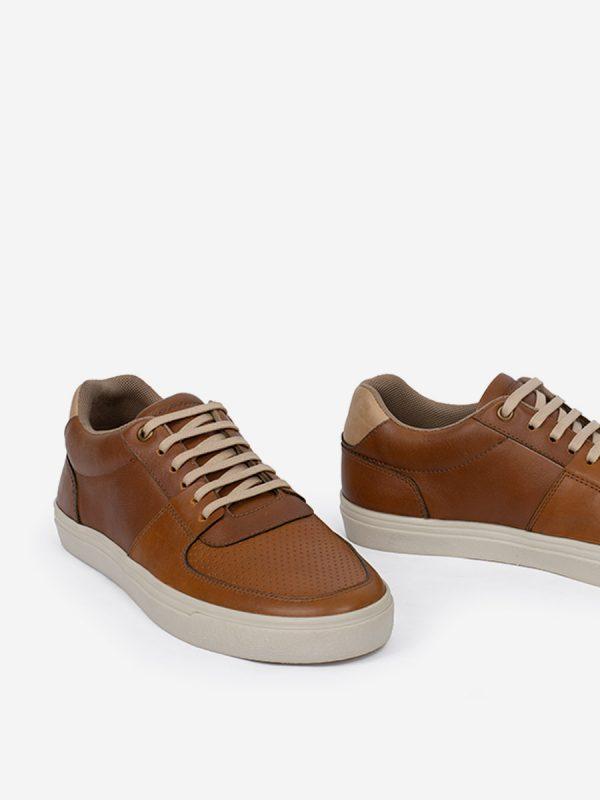 TADEO12, Todos los zapatos, Deportivos, Tenis, Casuales, Cuero, MIE, Vista Galeria