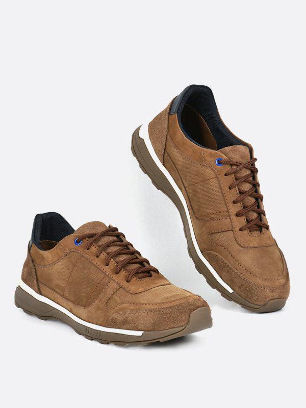 TUTO01, Todos los zapatos, Deportivos, Tenis, Casuales, Cuero, MAR, Vista Galeria