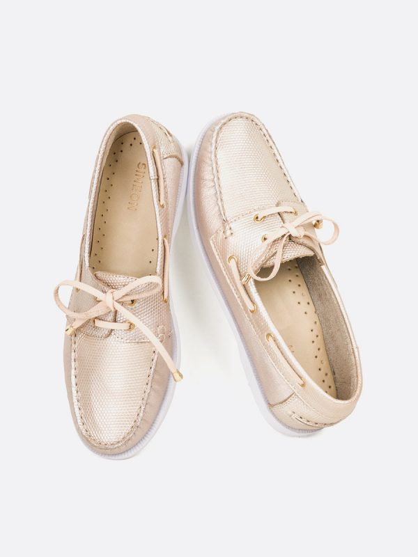 BONIN, Todos los zapatos, Mocasines Casuales, Cuero, ORR, Vista Galeria